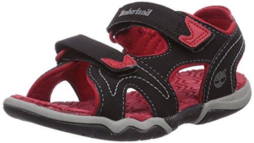 Timberland Active Casual Sandal FTK_Adventure Seeker 2 Strap Sandal - Zapatillas de material sintético para niño Timberland