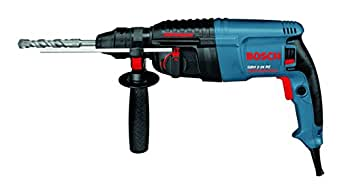 Bosch GBH 2-26 RE SDS Plus 2-Mode Rotary Hammer Drill, 800 watts, 26mm, 0-611-251-755