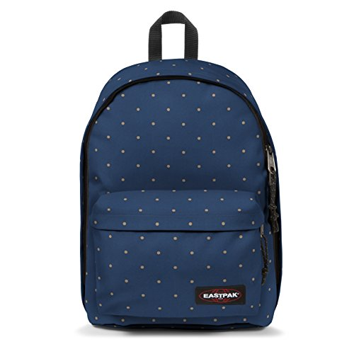 Eastpak Out of office Sac à dos - 27 L - Dot Blue (Multicolore)