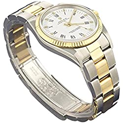 Rolex two tone men?s watch oyster bracelet man