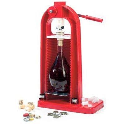 Tappatrice A Colonna Per Bottiglie