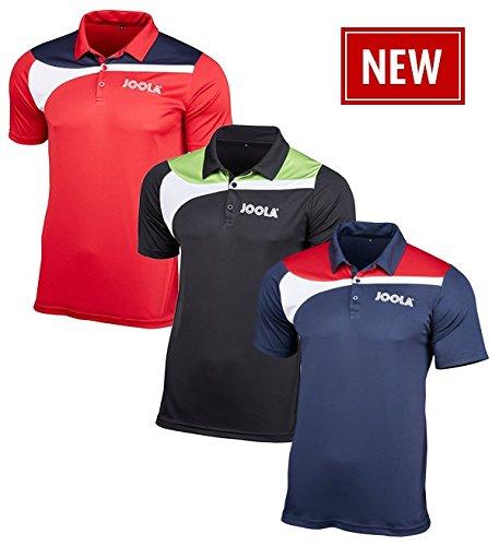 Joola Shirt Padova (rot-navy, 2XL)