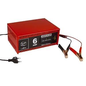 Absaar 77905 Batterieladegerät 6 AH 12V