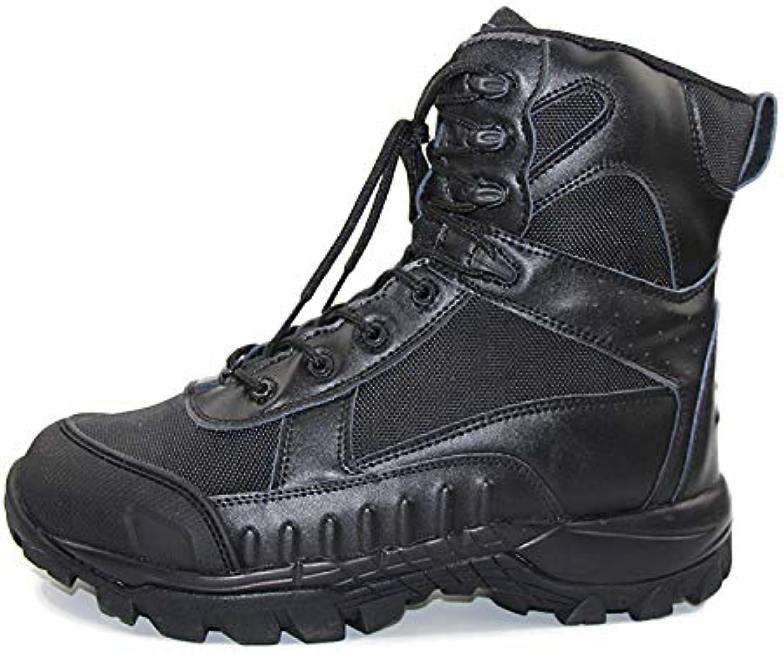 HCBYJ scarpa Scarpe da da da Montagna da Trekking Scarpe da Combattimento Stivali da Uomo e da Donna Stivali Tattici...   Prodotti Di Qualità  4cc98b