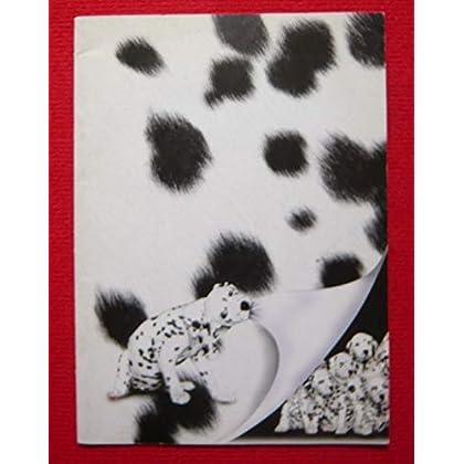 Dossier de presse de Les 101 Dalmatiens - 22x31 cm, 32 p – Film de Stephen Herek avec Glenn Close – Photos couleurs – L'histoire + notes de prod + article sur Cruella + État neuf.