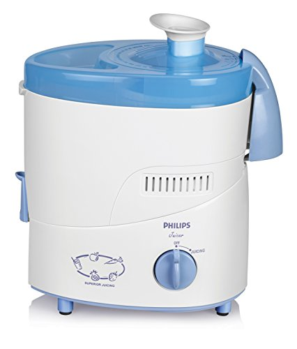 Philips HL1631 500-Watt Juicer  available at amazon for Rs.2000