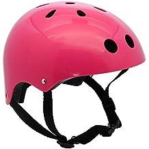 OGERT Deportes Al Aire Libre En Bicicleta De Montaña Cascos Protectores,Pink-M