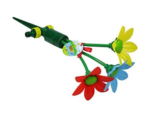 Aspersor de riego para Jardin Niños. Con flores divertidas de Spiegelburg