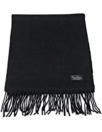 Gents Luxury Camel Hair Classic Tattersall Winter Scarf  Made in UK 1807//037