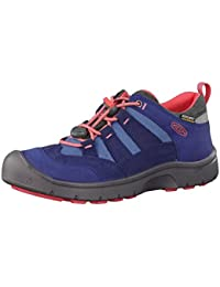 Zapatos azules formales Keen Newport infantiles