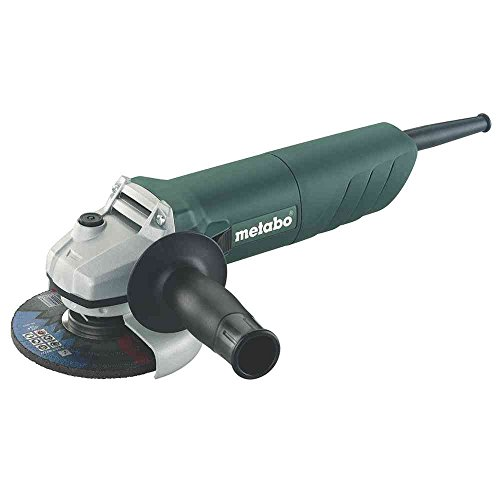 METABO W 720 - 125 - MINI AMOLADORA 720 W DISCO 125 MM  CAJA CARTON