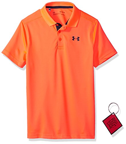 Performance Polo Boy's Short-Sleeve Shirt