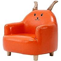 Preisvergleich für ALUK- small stool Kinderstuhl, Cute Cartoon Kreative Sofa Armlehnen Spiel Stühle, Massivholzmöbel, Bunte, Komfortable, Leichte 54 cm * 36 cm * 52 cm