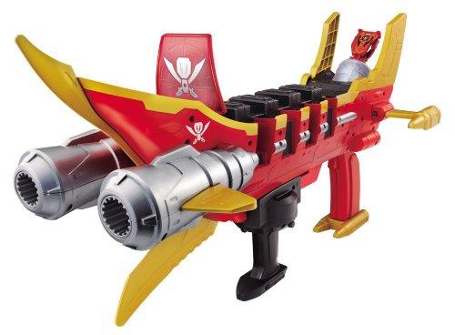 Ranger Key Series DX Gokai Gareon Buster Bandai [JAPAN] (japan import)
