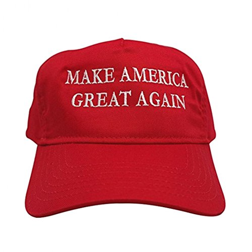 Make America Great Again Cap Donald Trump Mottoparty Amerika President Fasching Politiker (Basecap)