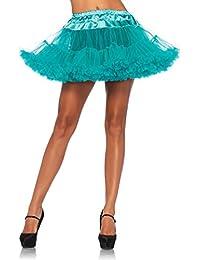 Leg Avenue Damen Petticoat best basic türkis Einheitsgröße