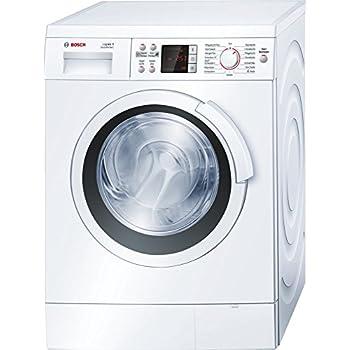 Bosch WAS28443 Waschmaschine Frontlader Logixx 8 / A+++ / 1400 UpM / 8 kg / weiß / VarioPerfect