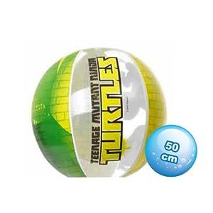 Giochi Preziosi Turtles 8654 - Balón de fútbol