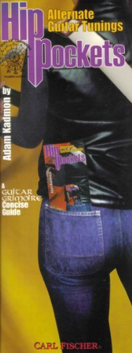 HPB11 - Hip Pocket: Alternate Guitar Tunings by Adam Kadmon (2001-01-02)