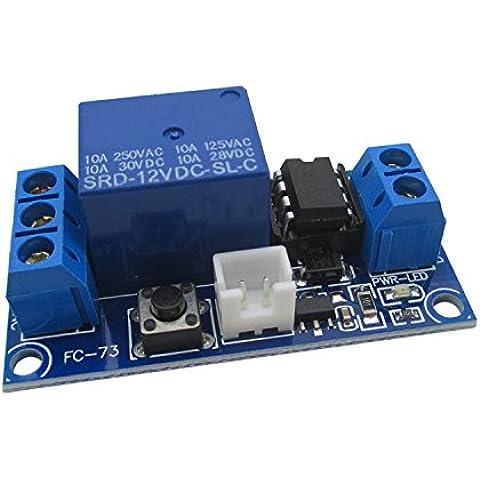 kaisil Sensor/Módulo de Toca a un botón para iniciar y detener la bistabilen. Relé de bloqueo electrónico del componente Módulo SCM V