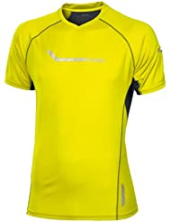 Asics Running Sportshirt L2 V Neck Top Herren 0392 Art.331225