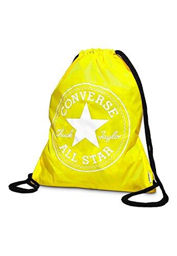 CONVERSE Unisex bolsa amarilla 10005428-A03 UNICA Giallo