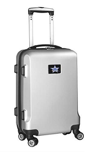 riners Retro Carry-On Hardcase Spinner, Silver ()