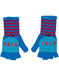 Flap Gloves YOLO You only Live Once Unisex