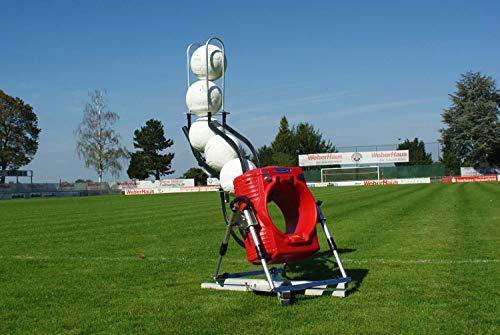 Powapass Ballmaschine Fussball Fußballtrainingsgerät