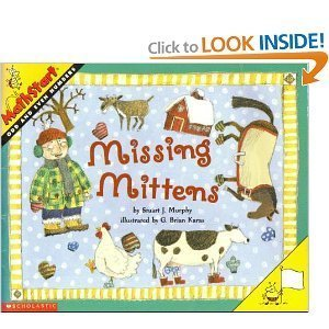 Missing mittens (MathStart) Odd and Even Numbers by Stuart J Murphy (2002-08-01)
