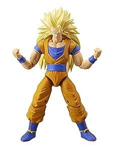 Dragon Ball- Figura Deluxe Super Saiyan 3 Goku, Color (Bandai 36184)