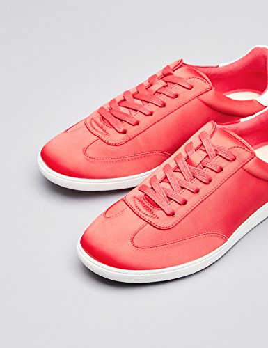 FIND Retro Damen Sneaker Rot (Red)