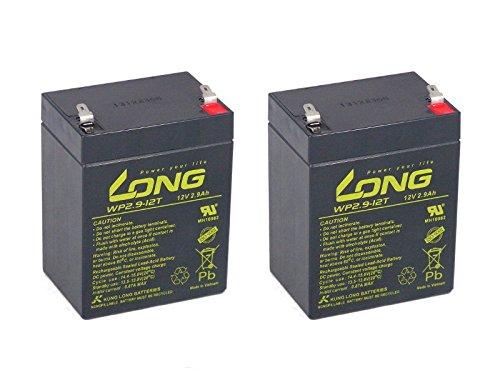 Preisvergleich Produktbild Kompatibler Akku 24V HLU-3/5 Lifter Patientenlifter 24V 2,9Ah Batterie Blei AGM