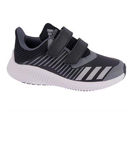 adidas Unisex-Kinder Fortarun Cf K Multisport Indoor Schuhe (Negbas/Plamet/Onix) 29 EU