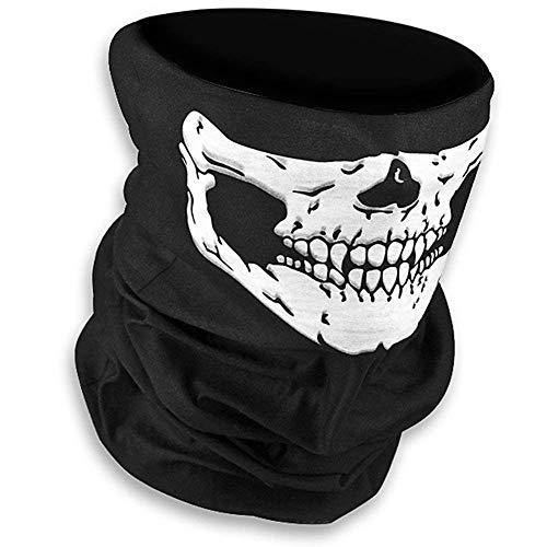 Lumanuby Máscara de calavera sin costuras para Halloween...