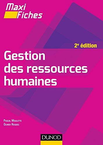 Maxi Fiches de Gestion des ressources humaines - 2e édition