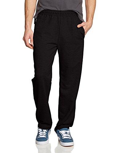 Trigema Herren Sporthose 674092, (schwarz 008), 64 (Herstellergröße: XXXL)