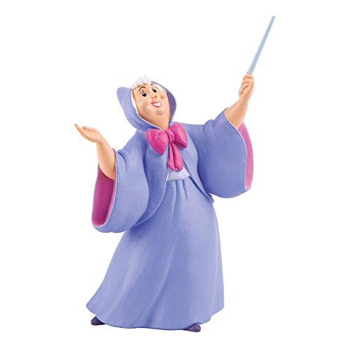12359 – BULLYLAND – Walt Disney Cendrillon – Figurine Marraine la bonne fée