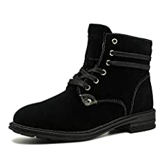 c27b14c75c3b Ankle Boots for Women Fur Lined Winter Boots Comfort Casual W ..