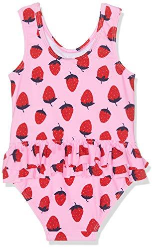 9 12 Monat Badeanzug - Mothercare Mädchen Strawberry Frill Swimsuit Badeanzug,