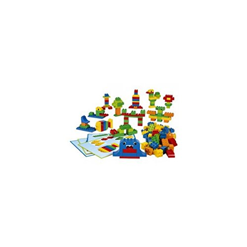 LEGO Education Creative DUPLO Brick Set 160pieza(s) juego de construcción - juegos de construcción (Multicolor, 3 año(s), 160 pieza(s), 5 año(s))