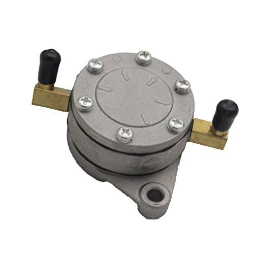Motorrad Benzinpumpe Kraftstoffpumpe EZGO Gas Golf Cart Accouterment Ersatzteile aktivieren (Color : Gray)