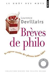 """Afficher """"Brèves de philo"""""""