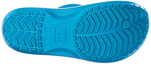 Crocs Band Flp, Tongs - Mixte adulte Bleu (Ultramarine/White)