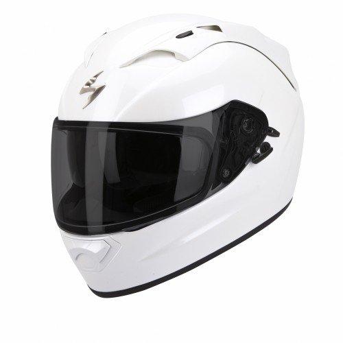 Scorpion - Casco moto EXO-1200Air calota fibras