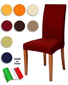 Coprisedia copri sedia vestisedia copertura elasticizzata - Mediashopping casa e cucina ...