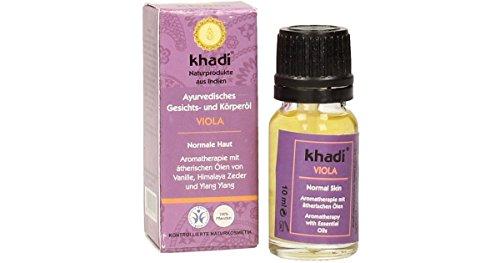 Khadi: Gesichts- und Körperöl Viola: Khadi: Groesse: Viola Öl 10 ml (10 ml)