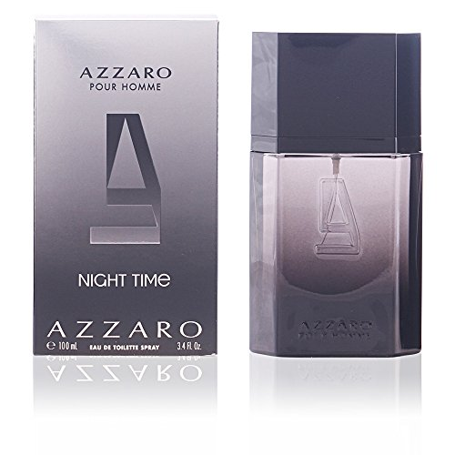 NIGHT TIME AZZARO POUR HOMME EAU DE TOILETTE 100ML VAPO ORIGINAL