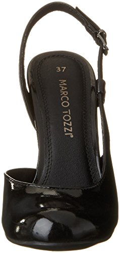 Marco Tozzi Damen 29611 Slingback Schwarz (Black 001)