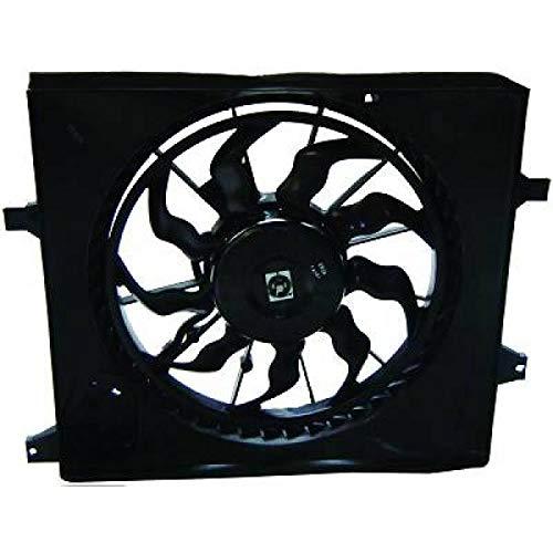 PIECES AUTO SERVICES Ventilateur condenseur de climatisation Kia Soul 1 1,6 16v Essence - OEM : 253802K050